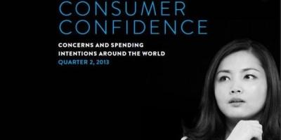 Studiu Nielsen: 55% dintre consumatorii intervievati la nivel global cred ca au fost in recesiune in T2 2013