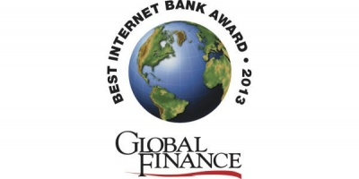 Institutii bancare romanesti premiate de revista Global Finance