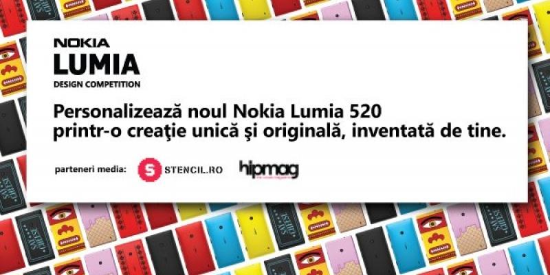 Primele 100 de inscrieri la Nokia Lumia Design Competition asteapta voturile publicului online