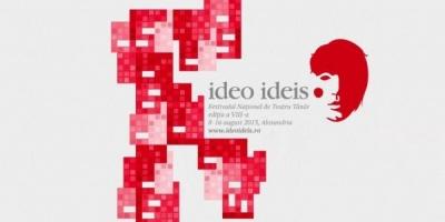 """[UPDATE] Campania de promovare a Festivalului Ideo Ideis 2013 """"e despre tine"""""""