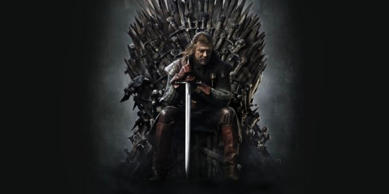 Game of Thrones. Publicitate de pe meleagurile Westeros-ului