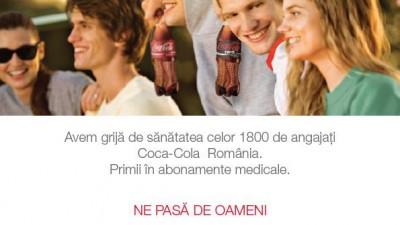 Reteaua de Sanatate Privata Regina Maria - Coca-Cola