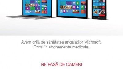 Reteaua de Sanatate Privata Regina Maria - Microsoft