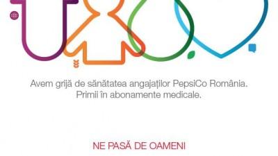 Reteaua de Sanatate Privata Regina Maria - PepsiCo