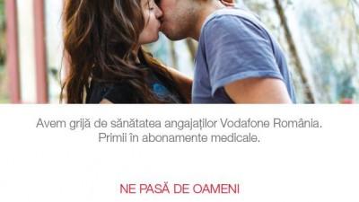 Reteaua de Sanatate Privata Regina Maria - Vodafone