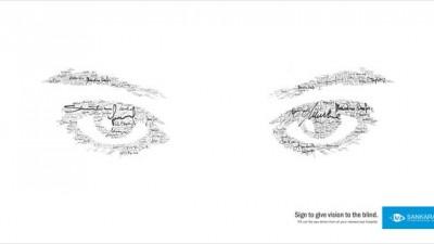 Sankara Eye Hospital - Eyes With Signatures