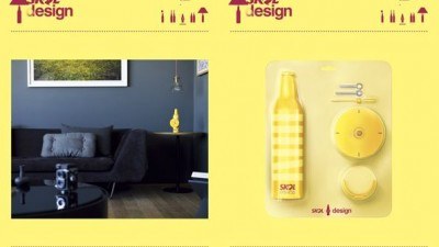 Skol Design - Ceasul