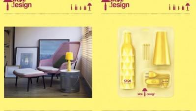 Skol Design - Lampa