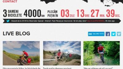 Website: PutinPlecati.ro - Homepage