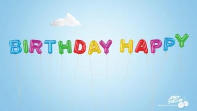 Alka-Seltzer - Birthday