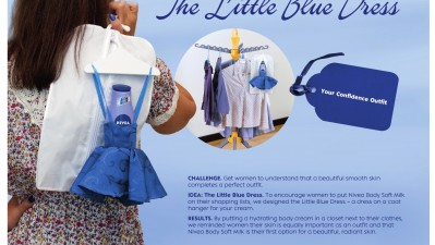 NIVEA - Little Blue Dress
