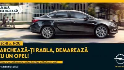 Opel - RableParcate.ro (outdoor)