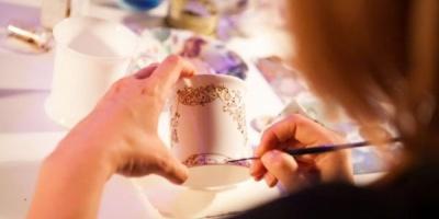 Design-uri de cesti, create la evenimentul de lansare a brandului de cafea TOTTI