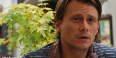 Marius Manole: Daca nu as fi actor, m-as face PR
