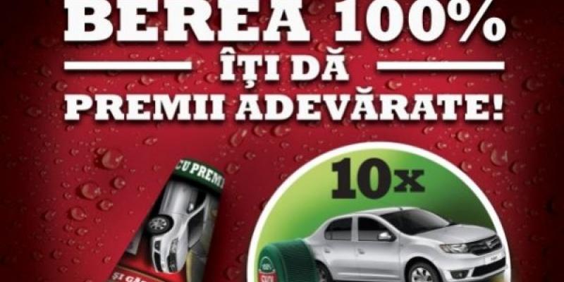 """Premii in valoarea totala de aproape 871.000 RON pentru promotia SKOL """"Berea 100% iti da premii adevarate!"""""""