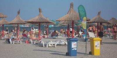 Eco-Rom Ambalaje organizeaza actiuni de colectare selectiva la mare