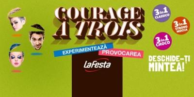 """La Festa """"Courage à trois"""", la ADfel 2013"""
