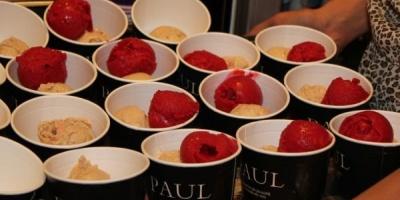 Paul Romania lanseaza noua gama de inghetata si sorbet Glacé de Plaisir