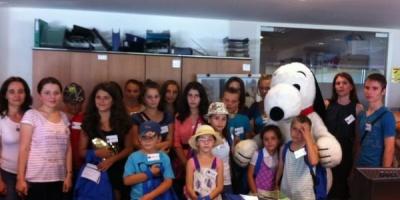 Actiune caritabila initiata de Metropolitan Life cu ocazia aniversarii ambasadorului brandului, Snoopy