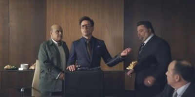"Robert Downey Junior, protagonistul campaniei ""Change"" de la HTC"