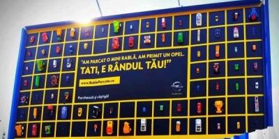 """G2 a desfasurat """"Programul Mini-Rabla"""" pentru Opel"""