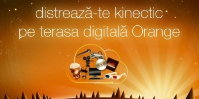 Orange a adus un norisor magic la ADfel 2013