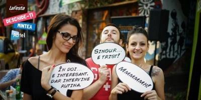 ADfel 2013: Buna, as vrea si eu un Courage à trois La Festa