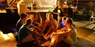 Cum s-a vazut ADfel 2013 de pe terasa digitala Orange