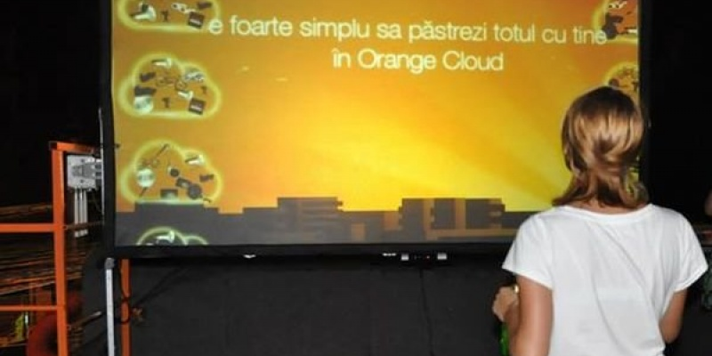 Norisorul Orange de la ADfel 2013