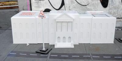 Libertate si relaxare la terasa digitala Orange la ADfel 2013