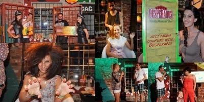 Desperados a adus tot ce a fost wild la ADfel 2013: coafurile nebune, perchezitiile sexy si combinatiile random
