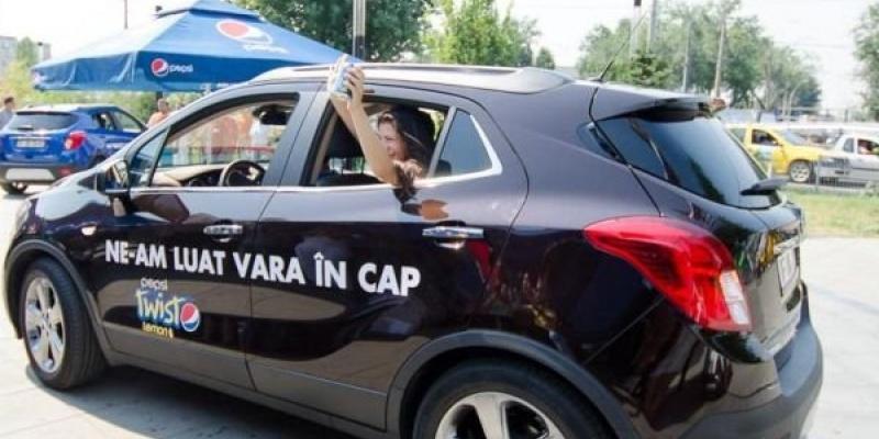 "GolinHarris a transformat Pepsi in moneda de schimb in campania ""Ia-ti vara in cap"""