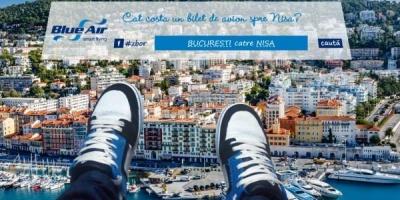 Openmind si Blue Air au lansat un motor de cautare pentru bilete de avion, direct pe Facebook