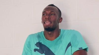Puma - Usain Bolt Prepares for Moscow