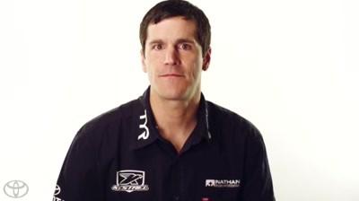 Team Toyota Health & Fitness - Andy Potts' Training Tip