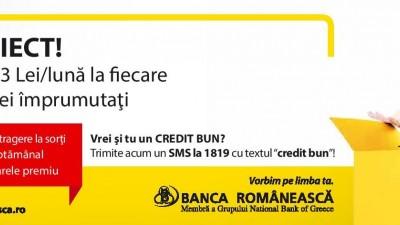 Banca Romaneasca - La subiect