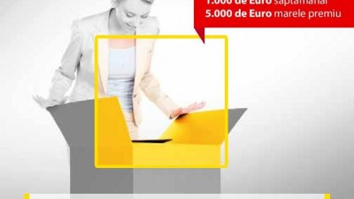 Banca Romaneasca - Oferta de buzunar