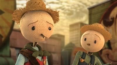 Chipotle - Scarecrow
