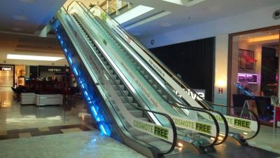 Cosmote - Free (branding scari)