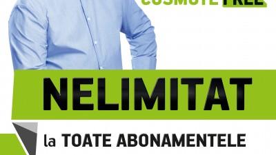 Cosmote Free - Dumitru Prunariu (print)