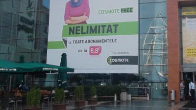 Cosmote Free - Oana Pellea (outdoor)