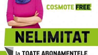 Cosmote Free - Oana Pellea (print)