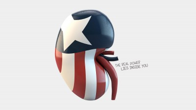 Government of the State of Ceara - Captain America