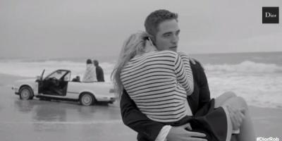 Dior, Robert Pattinson si Led Zeppelin