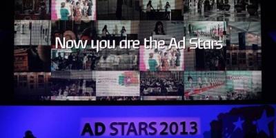 Prezente romanesti in line-up-ul castigatorilor de la AdStars 2013