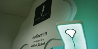 Produsele de design concepute de Bucharest Design Center redefinesc imaginea Festivalului George Enescu