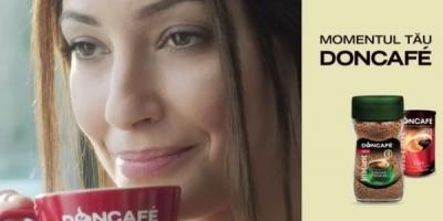Noua campanie Doncafe este inspirata de sugestiile venite de la consumatoare
