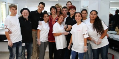 Wella Professionals si UNICEF au inaugurat Atelierul de Formare din Focsani