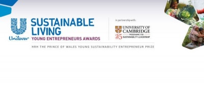 Unilever sustine antreprenorii care promoveaza un stil de viata sustenabil