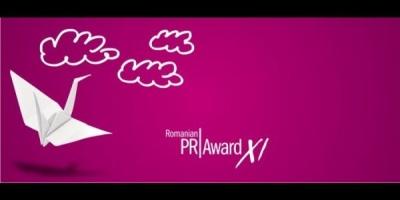 Romanian PR Award - o identitate fresh si noi criterii de jurizare